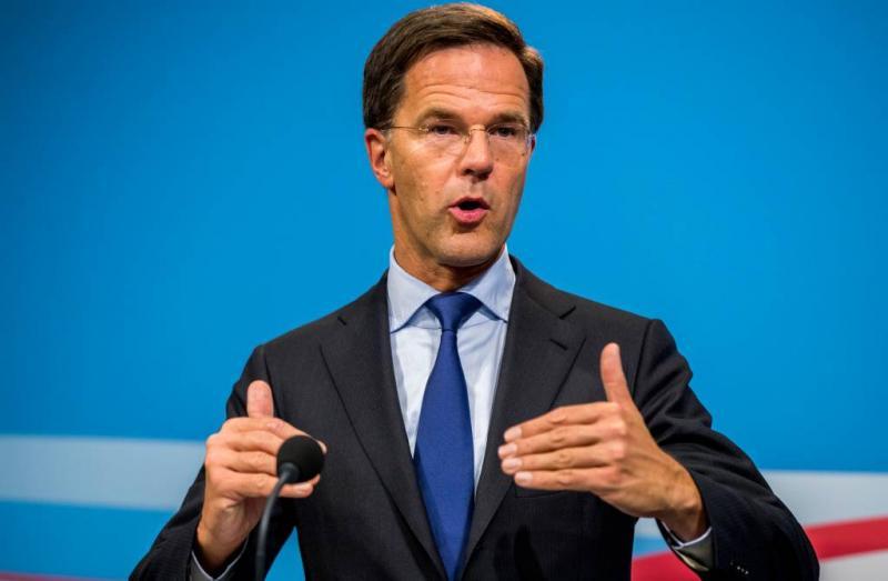 Rutte 'zeer gemotiveerd' voor migratietop