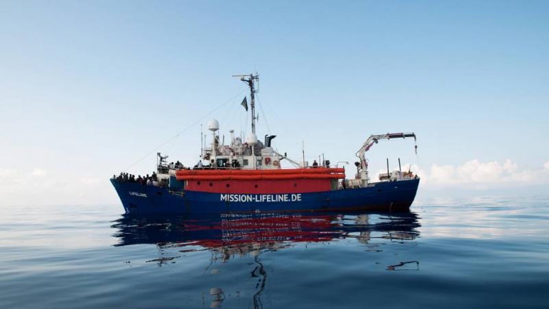 Spanje wil Malta helpen met migrantenschip