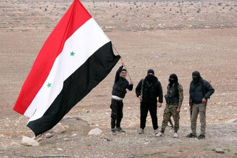 'Russische luchtaanvallen in zuidwesten Syrië'