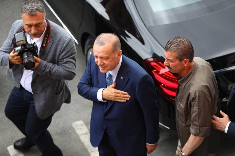 Woordvoerder: Erdogan wint verkiezingen