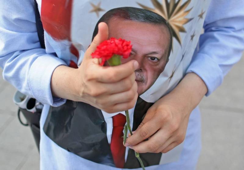 Turkije naar stembus in en over noodtoestand