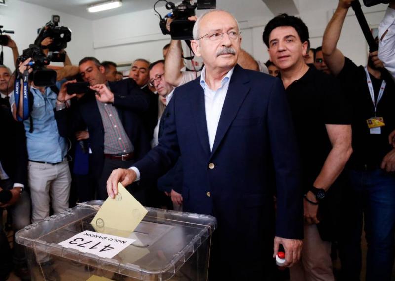 Turkse oppositie vraagt kiezers om protest