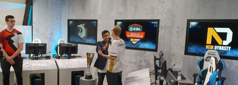 ESL - Zomerfinale