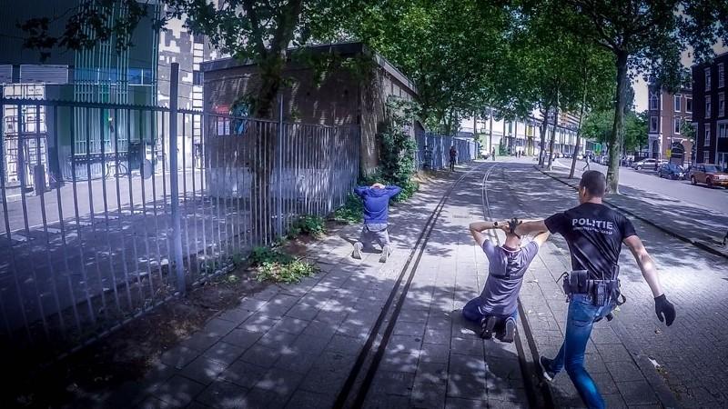 Enschedeër wint nachtje cel in Rotterdam (Foto: politie.nl)