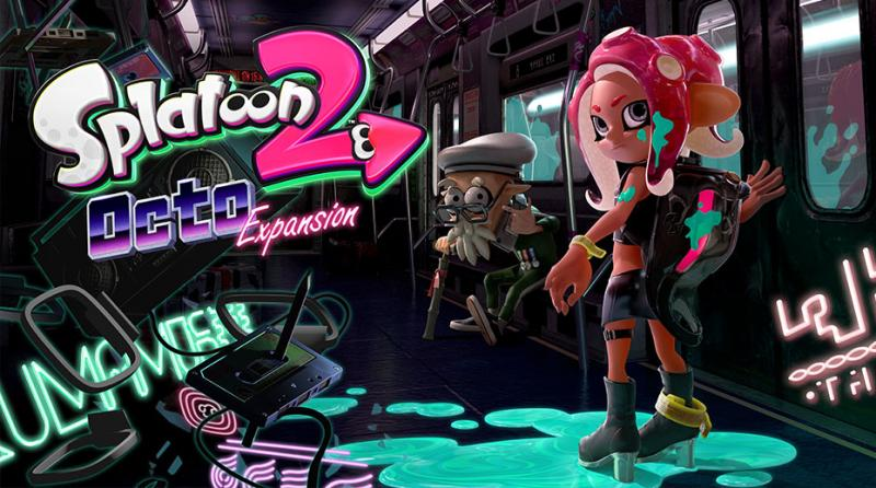 Splatoon 2 Octo Expansion Banner