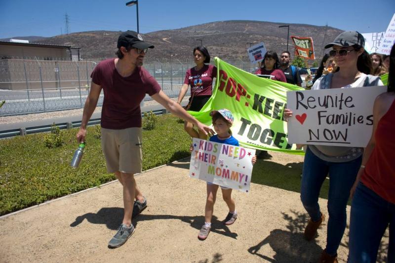 'Opvang migranten op twee militaire bases VS'