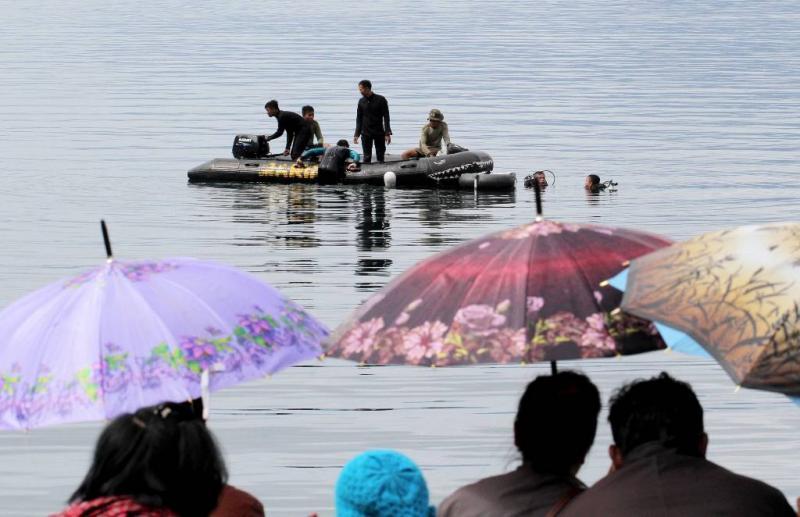 Indonesië lokaliseert gezonken veerboot