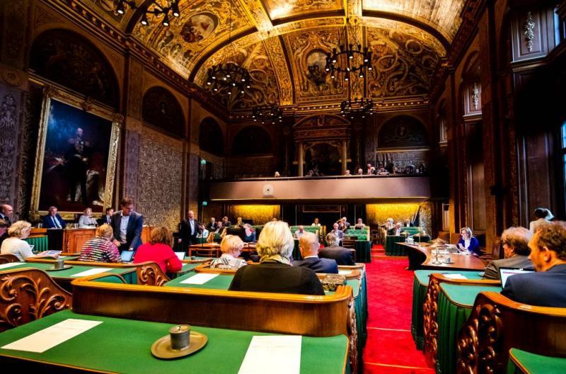 Senaat stemt voor beperkt 'boerkaverbod'