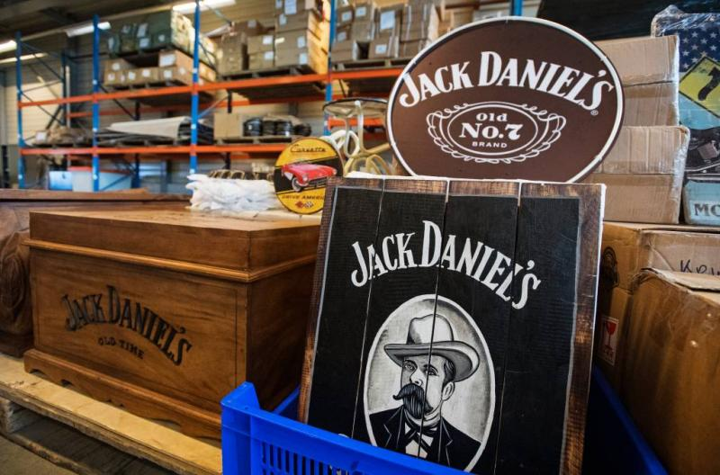 Jack Daniel's whiskey duurder in EU