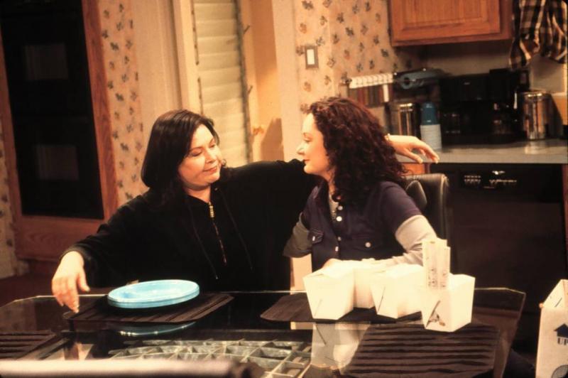 Sara Gilbert 'kijkt uit naar nieuwe Roseanne'
