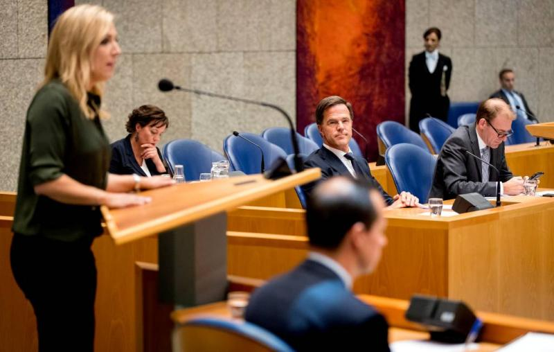 Oppositie hamert op openheid afspraken Shell