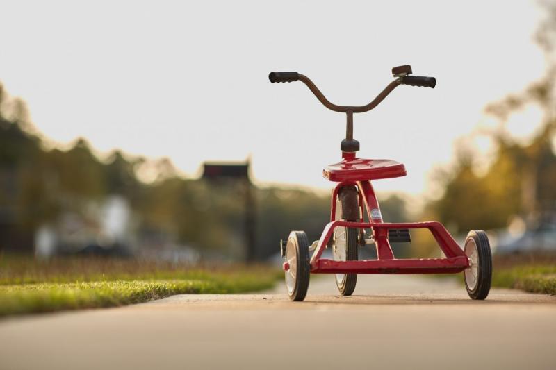Kinderen moeten weer naar school fietsen (Foto ter illustratie: pxhere.com)