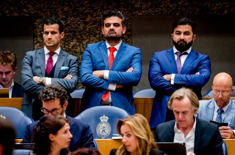 Tweede Kamer kort op fractiebudget DENK