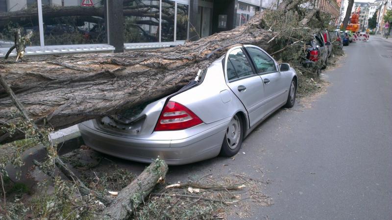 1 op 7 autoschade-claims niet afkomstig van hoofdbestuurder (Foto: Pxhere)
