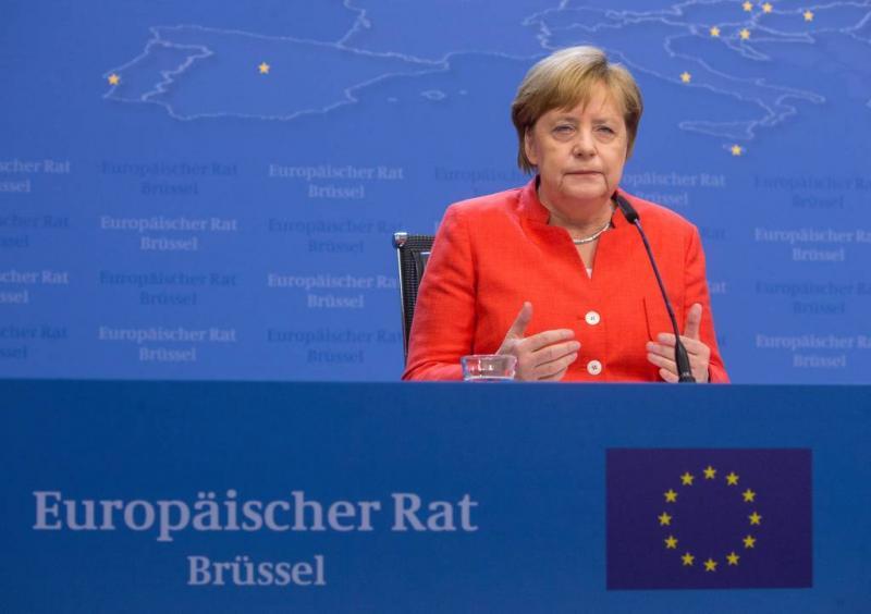 Meer landen akkoord met Merkel over migratie