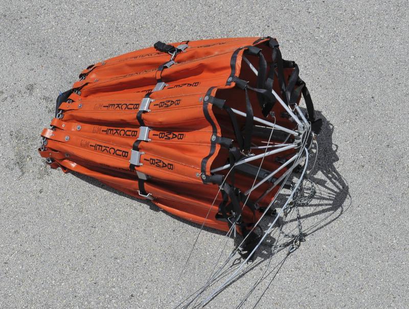 Bambi bucket (Foto: Defensie)