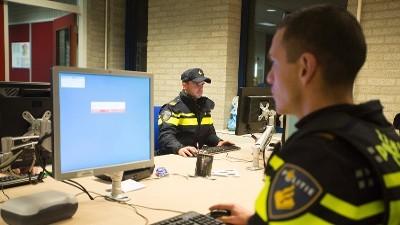 Stankoverlast verraadt drugslab (foto: stockfoto politie.nl
