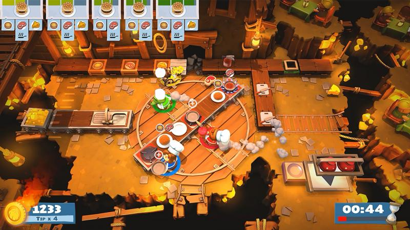 Overcooked 2 - Dynamic Kitchen (Foto: Team17)