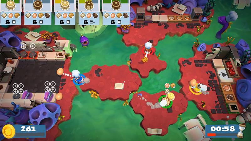 Overcooked 2 - Island Kitchen (Foto: Team17)