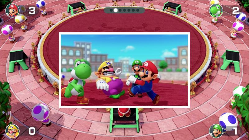 Super Mario Party - Photo Game (Foto: Nintendo)
