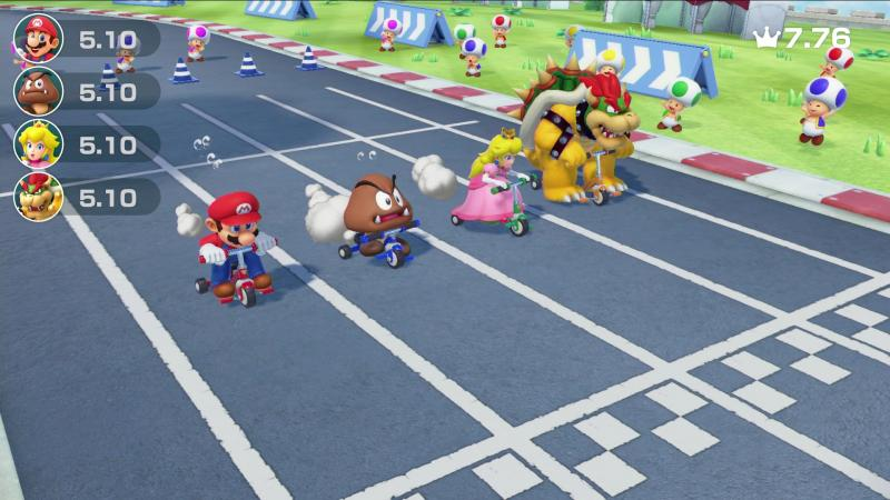 Super Mario Party - Tricycle (Foto: Nintendo)