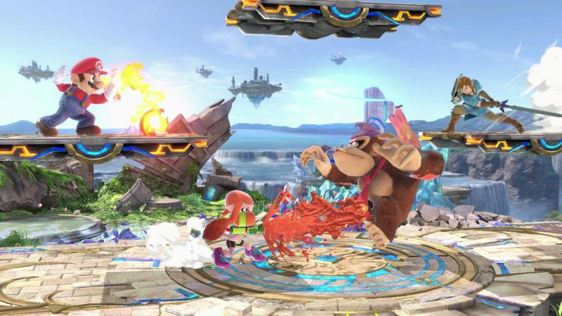 Super Smash Bros. Ultimate - Battle (Foto: Nintendo)