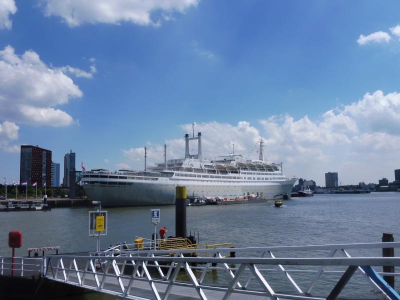 De SS Rotterdam (Foto: qltel)