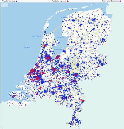 Publiciteit levert twaalfhonderd camera's op (afbeelding: Politie.nl)