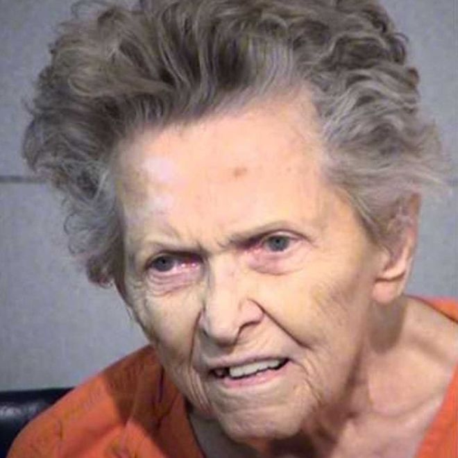 Anna Mae Blessing (foto: Maricopa County Sheriff's Office)