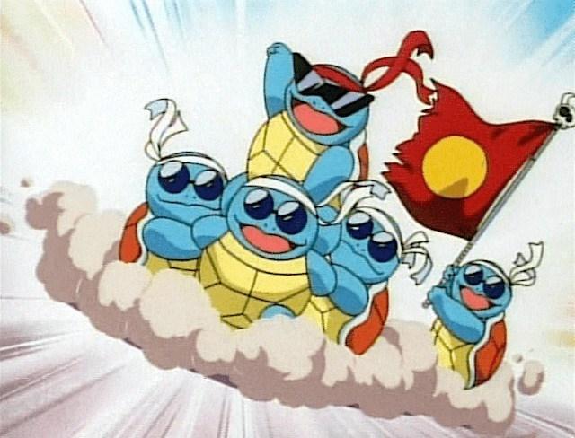 pokemon go squirtle squad