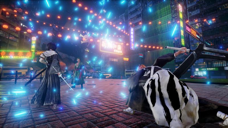 Jump Force - Hong Kong (Foto: Bandai Namco)