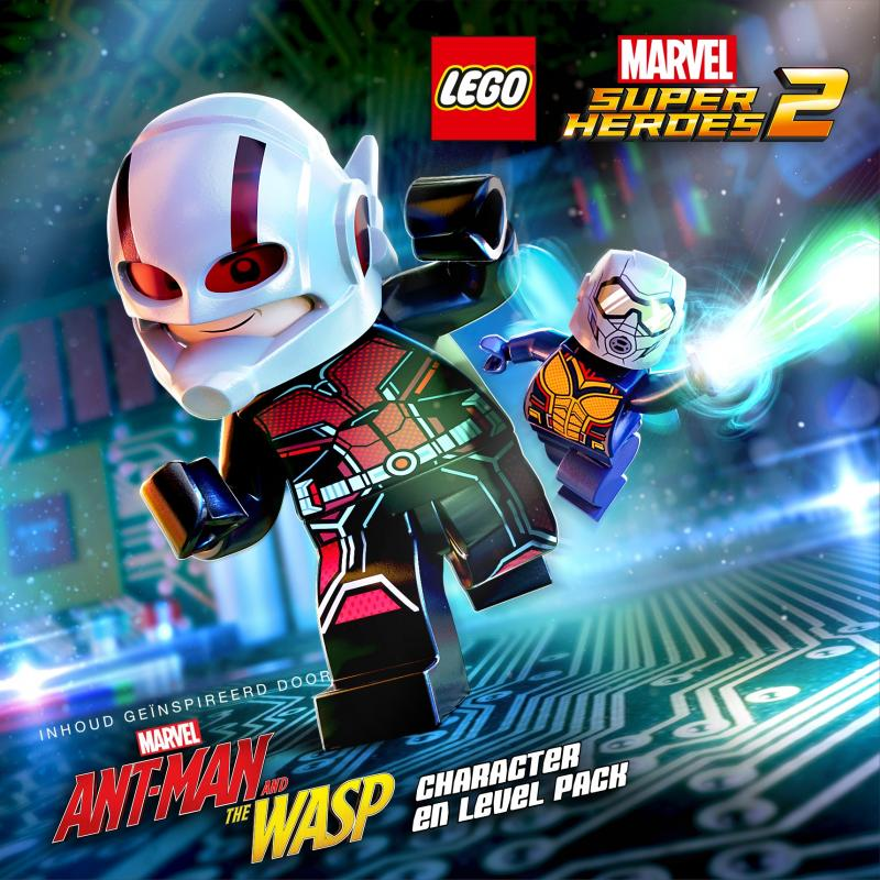LEGO Marvel Super Heroes 2 - Ant-Man (Foto: Warner Bros Interactive)