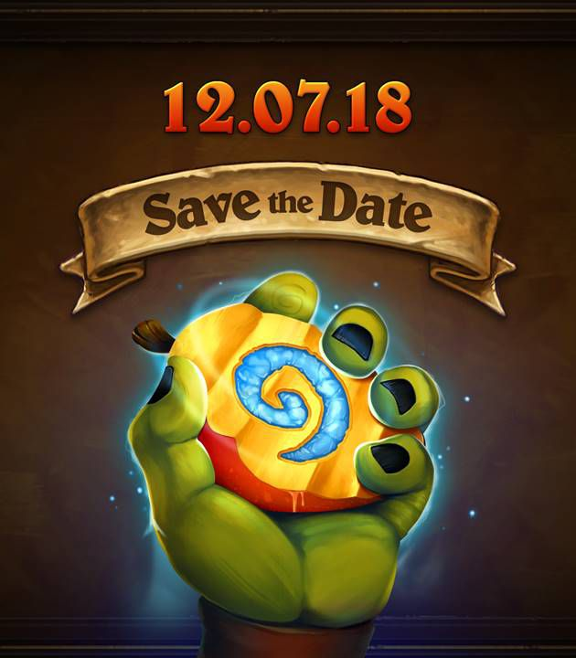 Hearthstone Expansion Teaser