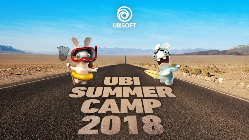 Ubi Summer Camp 2018 (Foto: Ubisoft)
