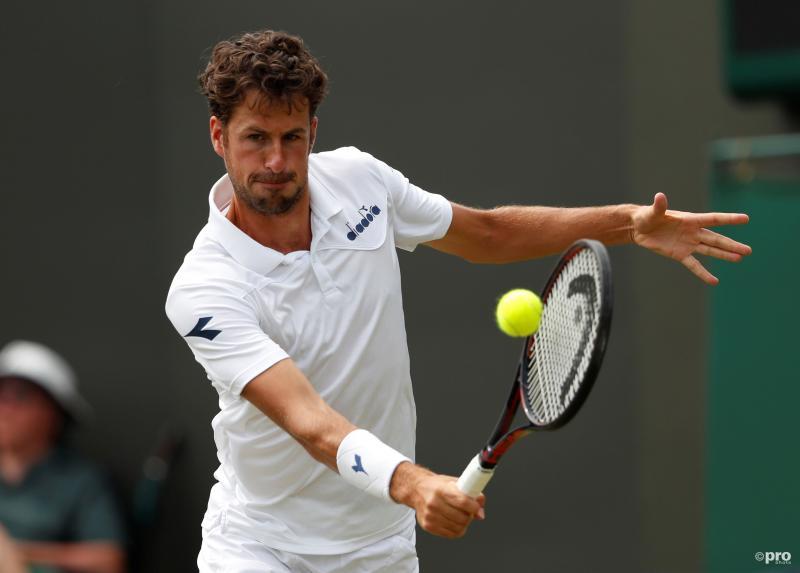 "Haase na Wimbledon-nederlaag: ""Ace na ace, ik had niks te vertellen"" (Pro Shots / Action Images)"