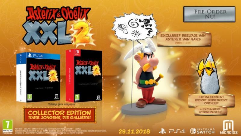 Asterix & Obelix XXL2 - Collectors Edition (Foto: Mindscape)