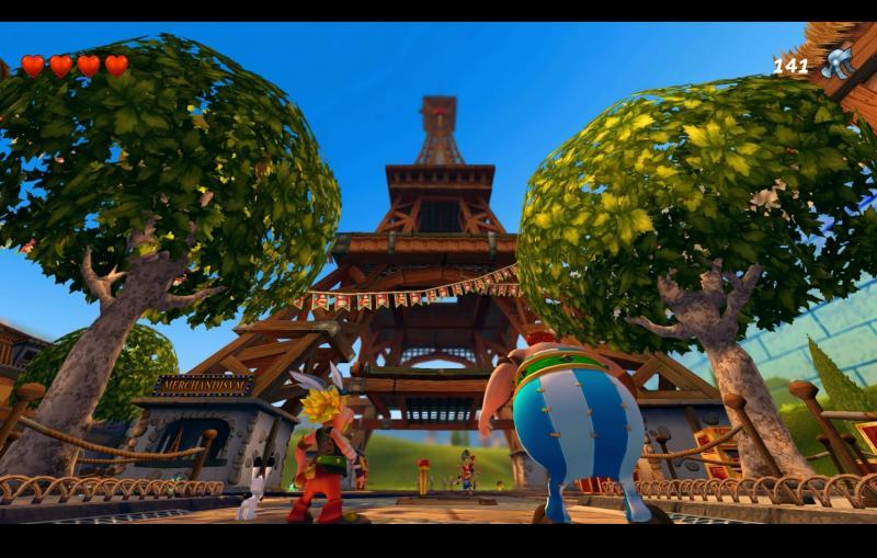 Asterix & Obelix XXL2 - Pretpark (Foto: Mindscape)