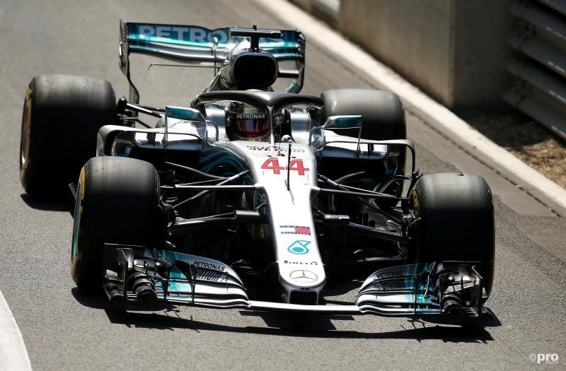F1: Hamilton troeft Vettel nipt af en staat op pole (Pro Shots / Action Images)