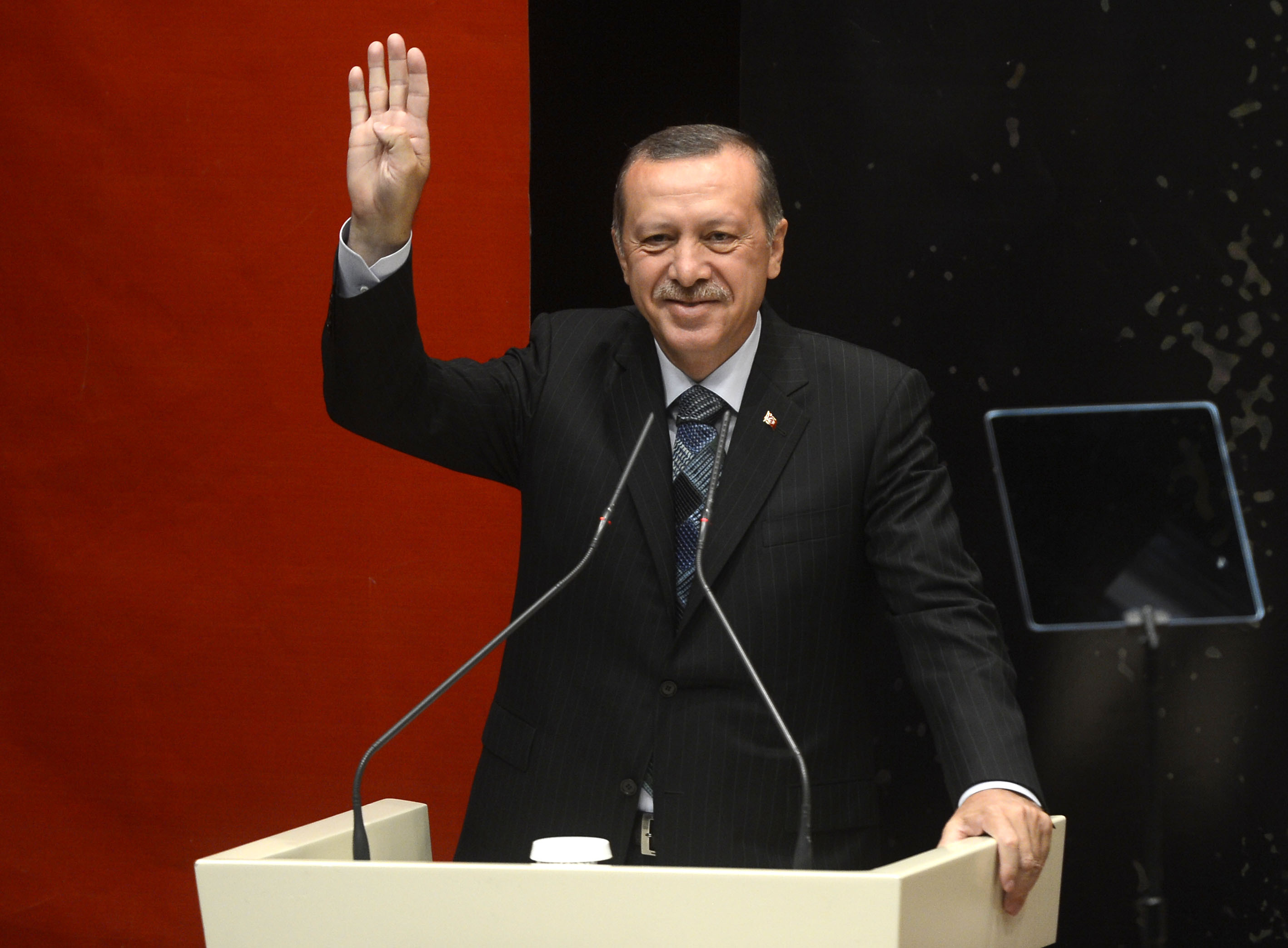 Erdogan (Foto: Wiki Commons)