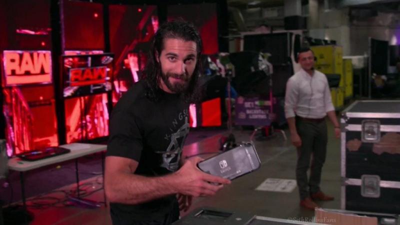 WWE switch