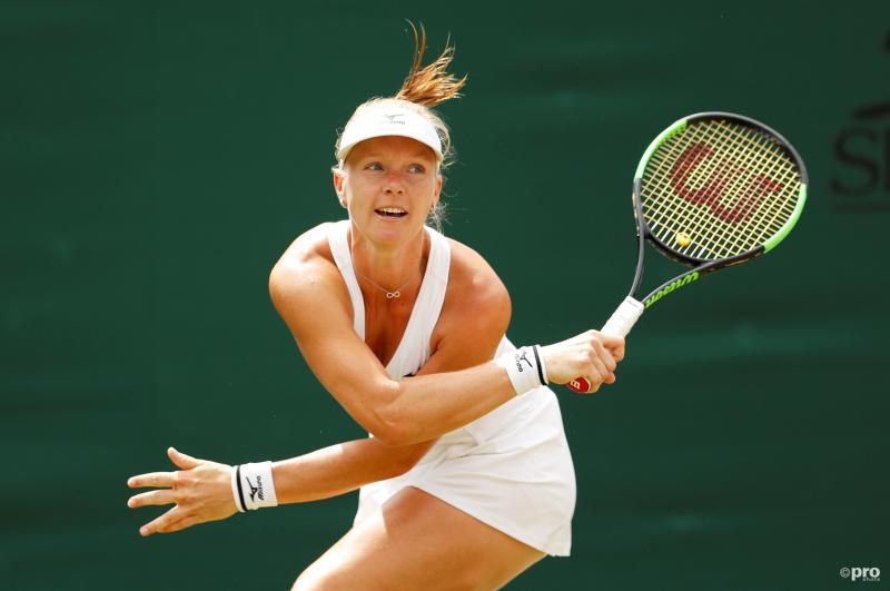 Bertens overtuigend naar kwartfinales Wimbledon  (Pro Shots / Pro Shots / Action Images)