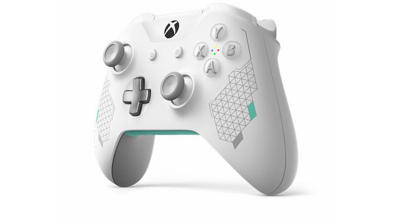 Xbox controller Sport White Special Edition