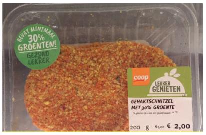 Coop roept schnitzels terug om Listeria (Foto: Coop.nl)