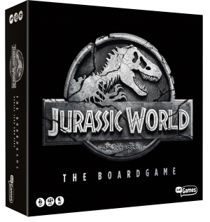 Jurassic World the Boardgame doos