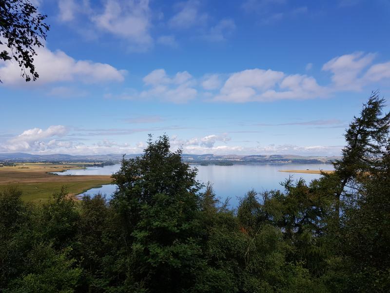 spylacopa_68 is op bezoek in Schotland en had een prachtig uitzicht  (Foto: Spylacopa_68 )