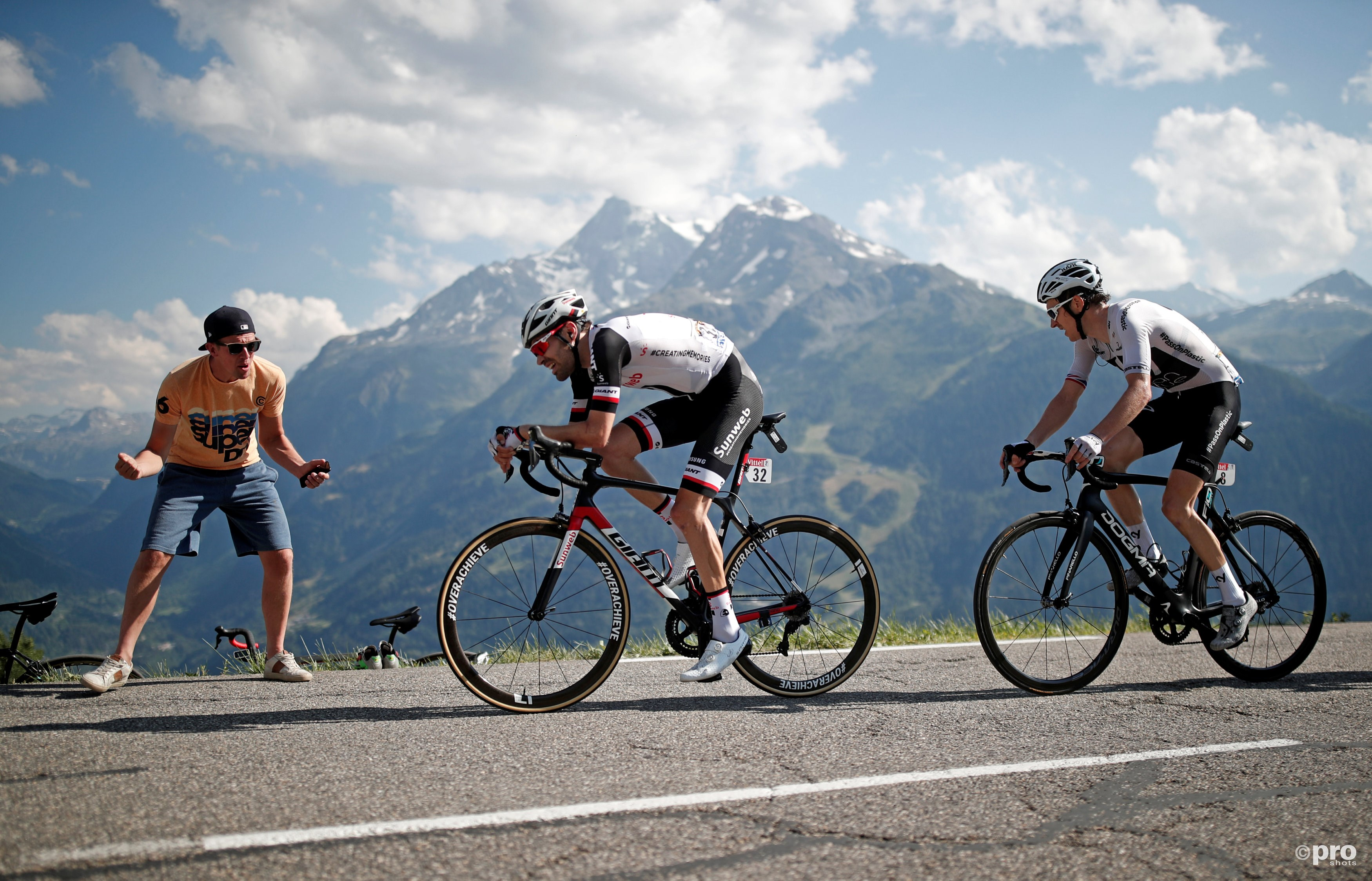 Dubbelslag Thomas, Dumoulin ijzersterk (Pro Shots / Action Images)
