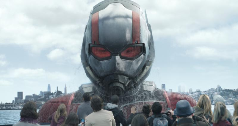 Ant-Man and the Wasp: Giant-Man