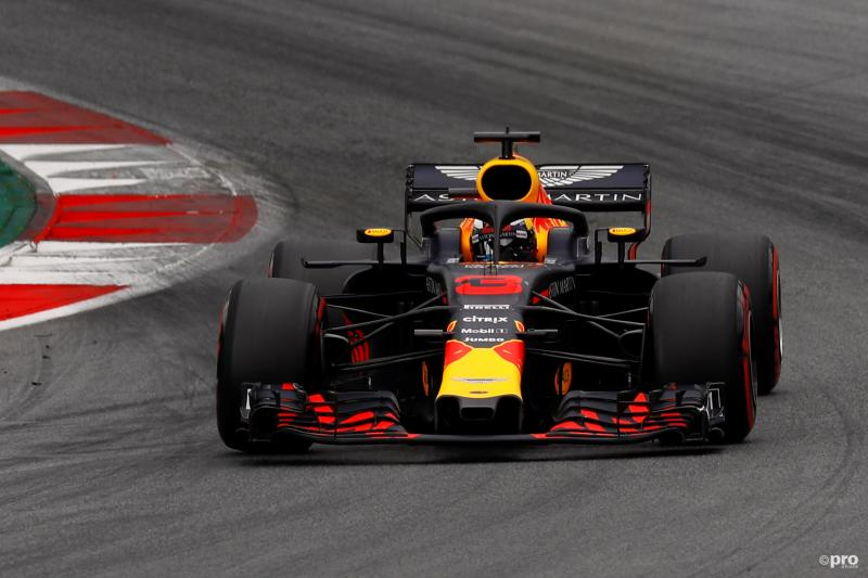Ricciardo nipt de snelste in Hockenheim (Pro Shots / Action Images)