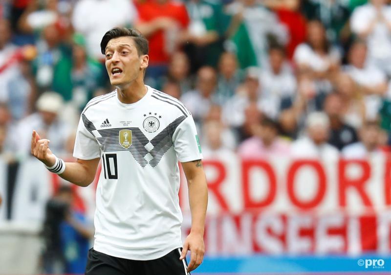 'Zaak Özil gaat inderdaad over racisme' (Pro Shots / Action Images)
