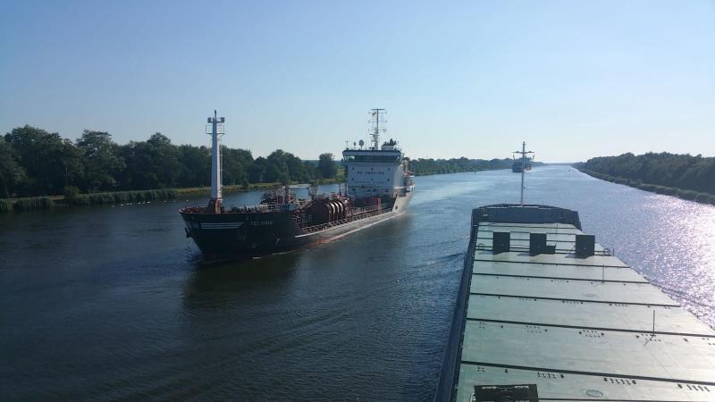 Kielkanaal (Foto: Interpretatie)